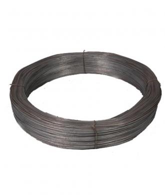 Проволока вязальная чёрная 1,2 мм