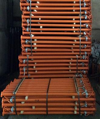 Стойка телескопическая домкрат 1,55-2,55 м