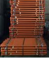 Стойка телескопическая домкрат  1,85-3,1 м