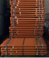 Стойка телескопическая домкрат 3,3-4,9 м