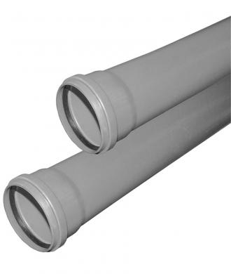 Труба BASE (DN-50) для внутренней канализации VALFEX