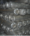 Пленка  полиэтиленовая  вторичная 150 мкм